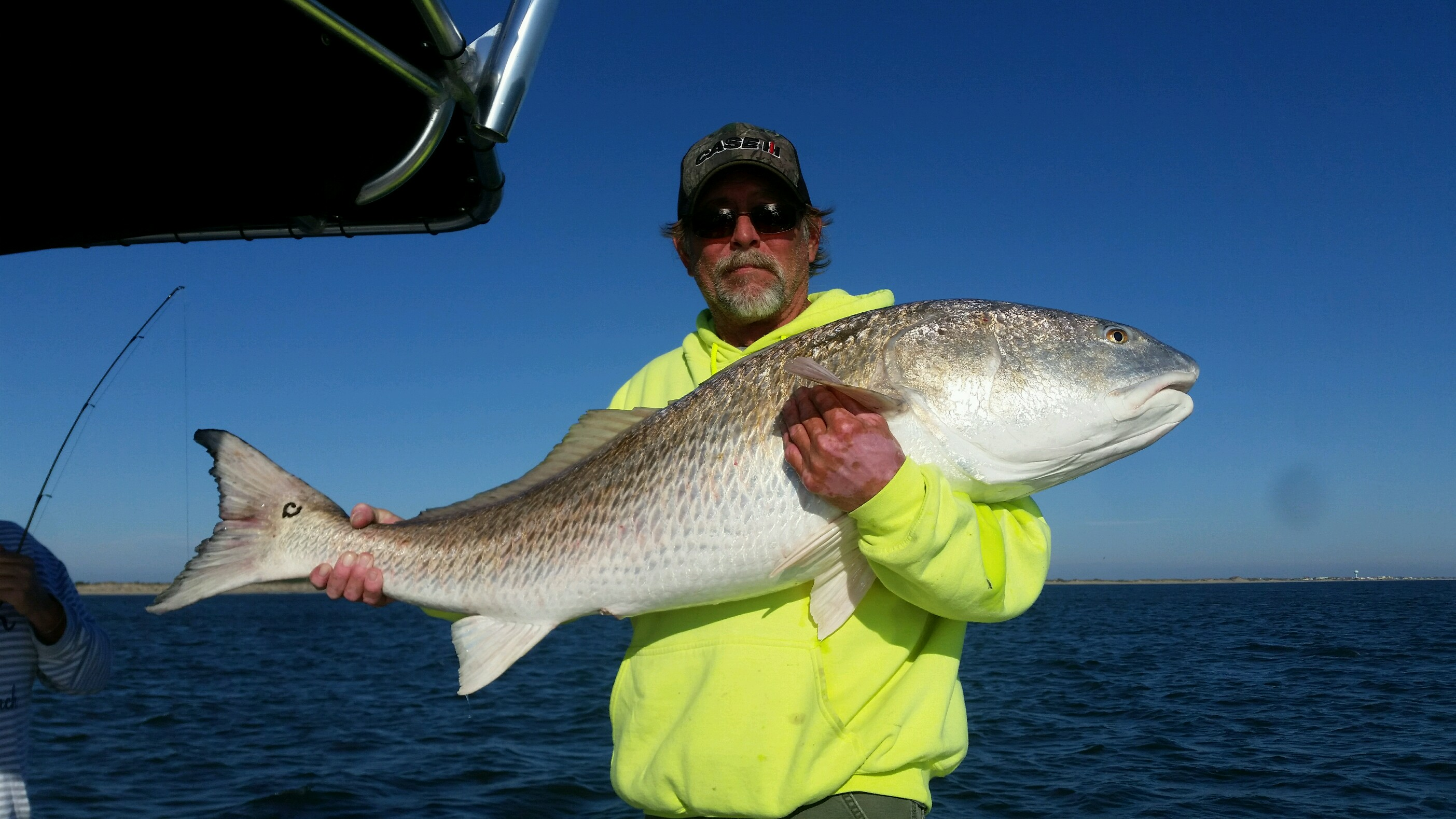 Red drum salt minded fishing charters for Red drum fishing
