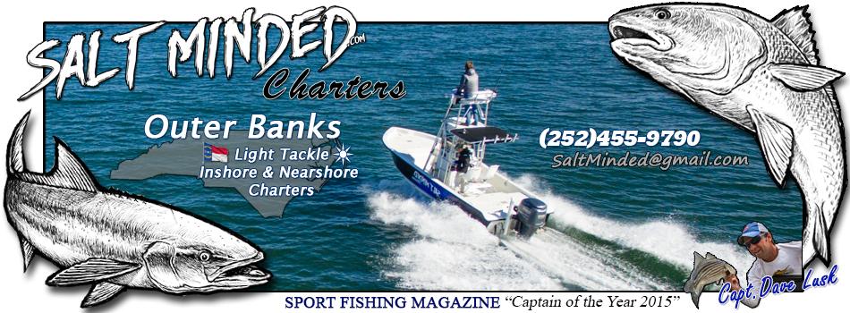 Salt Minded Fishing Charters